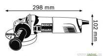 Bosch GWS 14-125 CI Professional