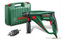 Zobrazit detail - Bosch PBH 2000 SRE se sklíčidlem navíc -  550 W; 1.5 J; 2 kg, pneumatické kladivo