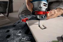 Bosch GTR 30 CE Professional SET 1 montážní frézka na dlaždice