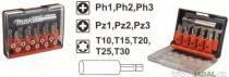 Zobrazit detail - 12-dílná sada šroubovacích bitů Makita D-31083
