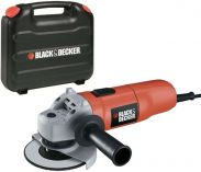 Black&Decker KG915K -115mm; 900W; 3,5kg, úhlová bruska