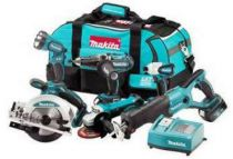 Makita DK1886 - 18V 6-dln sada