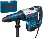 Zobrazit detail - Bosch GBH 8-45 DV Professional - 1500W; 12.5J; 8.9kg, vrtací a sekací pneumatické kladivo SDS-Max