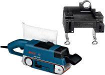 Zobrazit detail - Pásová bruska Bosch GBS 75 AE SET Professional + kufr + podstavec Bosch