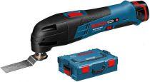 Zobrazit detail - Aku multifunkční nářadí Bosch GOP 10,8 V-LI Professional v L-Boxxu, 2x 1.5Ah, aku multibruska