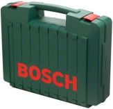Zobrazit detail - Plastový kufr pro vibrační brusky Bosch PSS 190 AC; PSS 200 A; PSS 200 AC; PSS 250 AE