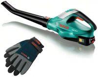 Zobrazit detail - Aku ofukovač Bosch ALB 18 LI + originální Bosch rukavice