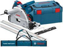 Bosch GKT 55 GCE Prof. + 2x FSN 1600 + FSN VEL + Vak + L-Boxx, ponorná kotoučová pila