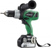 Hitachi DS18DBLTW - 2x 18V/4.0Ah; 74Nm; 2.2kg