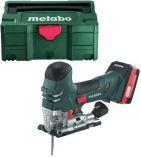 Metabo STA 18 LTX 140 - 18V/4.0Ah, 2.8kg kg, přímočará pila