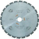 Zobrazit detail - Pilový kotouč Metabo 254x30x2.4mm, 24 zubů, na dřevo