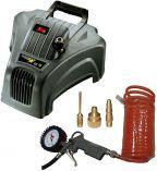 Zobrazit detail - Bezolejový kompresor Woodster CP 16 - 8 bar, 160 l/min + příslušenství