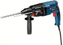 Zobrazit detail - Kombinované kladivo Bosch GBH 2-24 D Professional - 790 W; 2.7 J; 2.8 kg, pneumatické kladivo SDS-Plus
