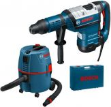 Bosch GBH 8-45 DV Professional + Vysava Bosch GAS 15 Professional