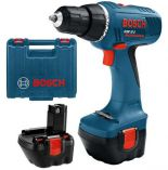 Zobrazit detail - Bosch GSR 12-2 V Professional 2x 12V/1,5Ah aku vrtačka
