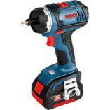 Zobrazit detail - Bosch GSR 18 V-LI HX Professional - 2x 18V/4,0Ah aku šroubovák
