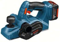 Zobrazit detail - Bosch GHO 14,4 V-LI Professional - 14,4V/4.0Ah Li-ion, 82mm; 2.5kg, aku hoblík