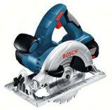 Zobrazit detail - Bosch GKS 18 V-LI Professional - 18V/4.0Ah Li-ion, 165mm, 4.1kg, aku kotoučová pila
