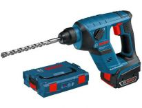 Zobrazit detail - Bosch GBH 14,4 V-LI Compact Professional - 2x 14,4V/1,5Ah, L-Boxx