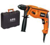 Zobrazit detail - AEG SB2E 720 RX SUPER TORQUE - 720W, 13mm, 2.4kg, kufr, příklepová vrtačka