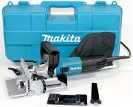 Zobrazit detail - Makita PJ7000 - 700W, 22mm, 2.5kg, Štěrbinová lamelovací frézka