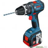Bosch GSB 14,4 V-LI Professional (2x 3,0 Ah) + L-Boxx