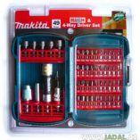 Zobrazit detail - 49-dílná sada bitů Makita P-52043