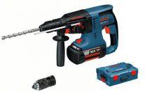 Bosch GBH 36 VF-LI Professional 2x 4.0Ah, L-Boxx, aku pneumatické kladivo