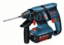 Zobrazit detail - Bosch GBH 36 V-EC Professional - 2x 36V/1.3Ah Li-Ion, bezuhlíkové aku pneumatické kladivo