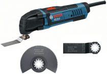 Zobrazit detail - Multifunkční pila Multi-cutter Bosch GOP 250 CE Professional + 10x nástavec