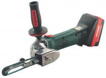 Zobrazit detail - Aku pásový pilník Metabo BF 18 LTX 90 SET - 2x18V/4.0Ah, 2.6kg