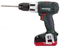 Zobrazit detail - Metabo SB 18 LT Compact - 2x18V/1.5Ah, 1.7kg, aku vrtačka s příklepem