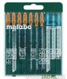 Zobrazit detail - 10-dílná Sada pilových plátků Metabo 6.2359900, pilové plátky do kmitací pily