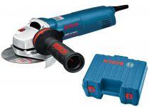 Zobrazit detail - Bosch GWS 14-150 CI Professional - 150mm, 1.400W, 1.8kg, kufr, úhlová bruska
