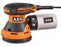 Zobrazit detail - AEG EX 125 ES - 300W, 125mm, 1.5kg, excentrická bruska