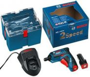 Bosch GSR Mx2Drive Professional aku šroubovák 2x aku 1,3Ah (06019A2101)