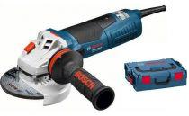 Zobrazit detail - Úhlová bruska Bosch GWS 17-125 INOX Professional - 125mm, 1700W, 2.4kg, regulace