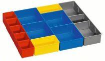 Zobrazit detail -  Boxy k uložení malých dílů Bosch i-BOXX 53 inset box set 12 pcs Professional