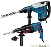 Bosch GBH 7-46 DE + Bosch GBH 2-26 DFR