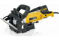 Zobrazit detail - Lamelovací frézka PowerPlus POWX131 - 900W, 100x20mm, 3kg