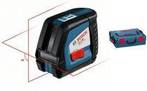 Zobrazit detail - Bosch GLL 2-50 Professional - L-Boxx, BM 1, křížový laser