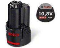 Zobrazit detail - Zásuvný akumulátor Bosch GBA 10,8V/2.5Ah O-B Professional