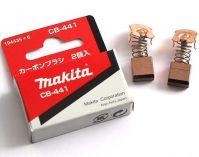 Zobrazit detail - Uhlíky Makita CB-441, 10.8 x 10.8 x 6.9 mm