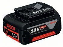 Zobrazit detail - Zásuvný akumulátor Bosch GBA 18V/6.0 Ah M-C Professional