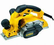 Zobrazit detail - Elektrický hoblík DeWALT D26500 - 1050W; 82mm; 4kg