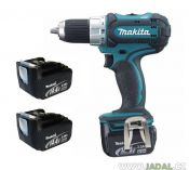 Makita BDF442RFE3 - 3x 14,4V/3Ah; 1.7kg