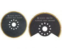 Segmentové a kruhové pilové kotouče rovné