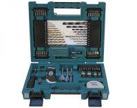 Zobrazit detail - 71-dílná sada příslušenství Makita D-33691 v kufru