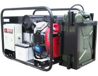 Zobrazit detail - Elektrocentrála HONDA Europower EP16000TE - 16kVA, třífáz. (generátor)
