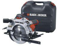 Zobrazit detail - Black&Decker KS1600LK; 1600W, 65mm, kotoučová pila - mafl